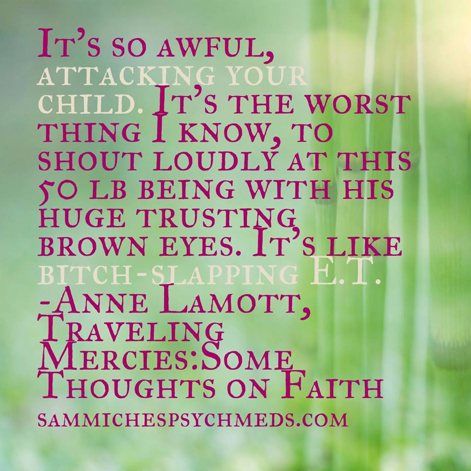 Persistence Motivational Quotes: Anne Lamott Quotes On Parenting. QuotesGram