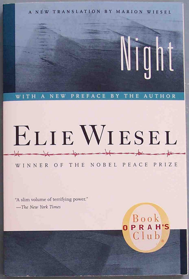 "a look at the effects of the holocaust on the faith of the author elie wiesel Jta — most people know elie wiesel as the author of ""night,"" one of the first published autobiographical accounts of what life was like inside nazi concentration camps the book, which helped shape the american understanding of the effects of the holocaust, has since become a staple on high school reading and best-seller lists."