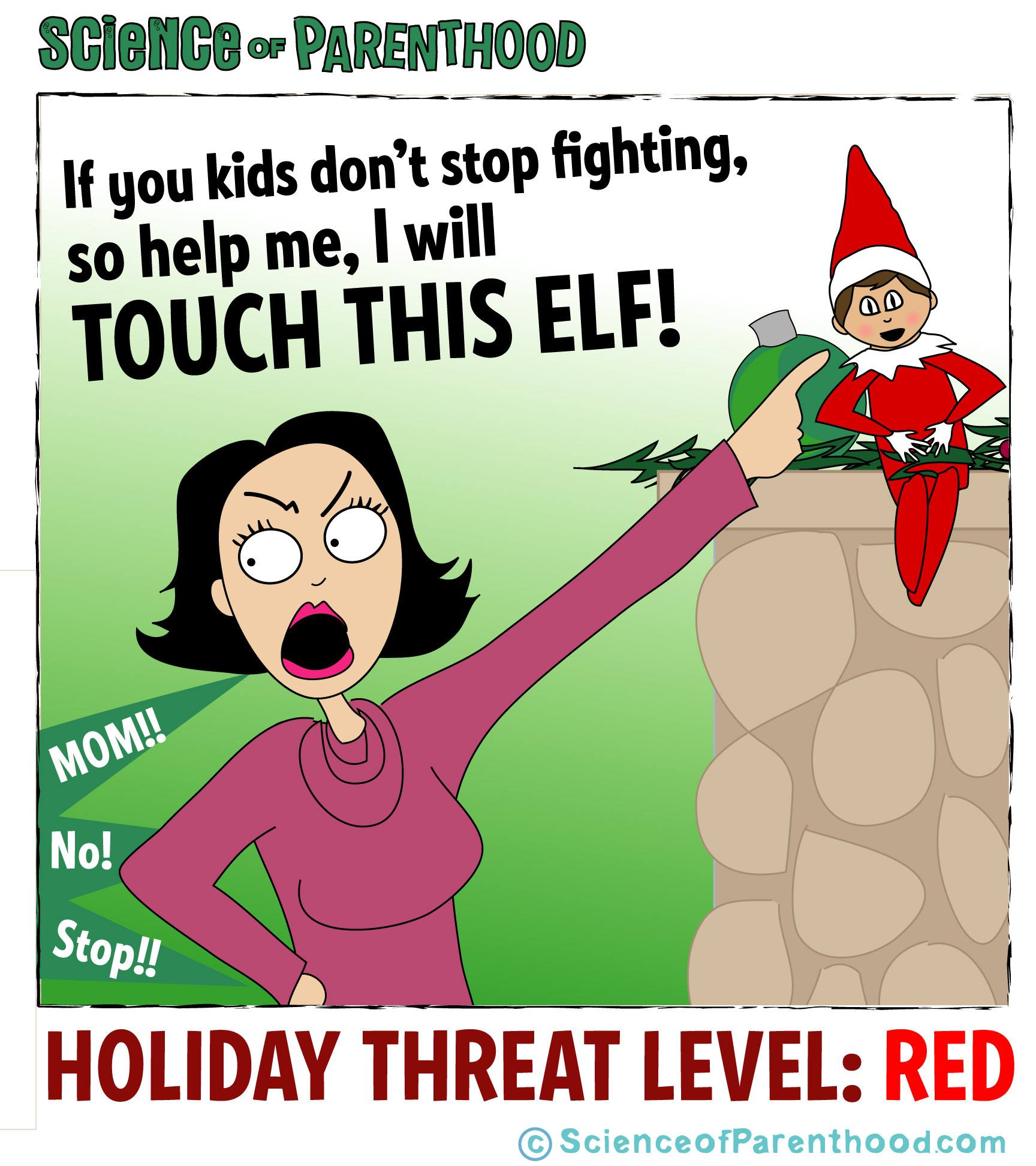 19 Hysterical Memes About Parents Relationship With Elf On
