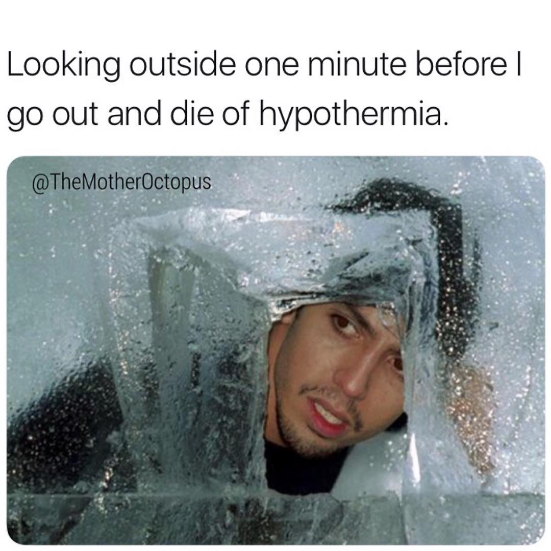22 Hilarious Cold Weather Memes By Parents Already Over It ...
